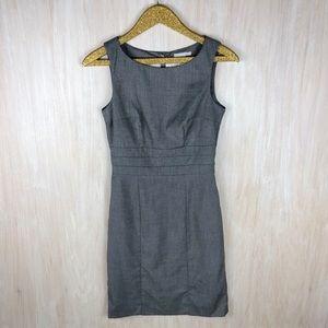 H&M Grey Sleeveless Dress